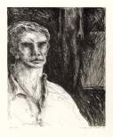 De dood van Boetak, litho, 1979