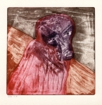 De schreeuw, kleurets, 1973