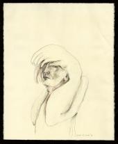 Handen aan het hoofd. 1987