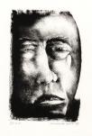 Portret, litho, 1977