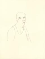 Man in hemd, 1984