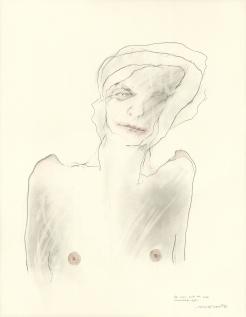 Man met de roze schouderpuntjes, 1986