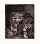 Mansportret, ets, 1975