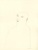 Minimalistisch portret, 1984