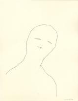 Minimalistisch portret, 1986