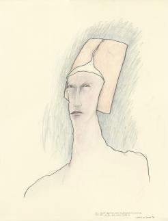 Postmodern hoedje, 1987