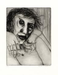 Roker, droge naald, 1982