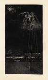 Strand, ets-aquatint, 1972
