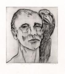 Vogel, droge naald, 1982